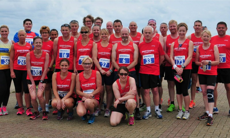 East Hull Harriers at Withernsea 5