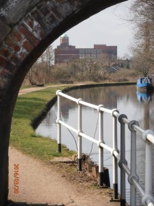 Gin Pit Canal Path