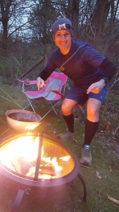 Christian and His Amazing Fire Bowl