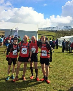 3 Peaks Fell Race - Richey Buckle, Gary Forrester, Matty Hayes, Chris Adams