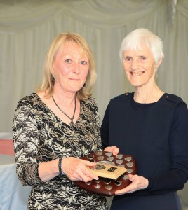 Shirley Oglesby, Ladies Winter League Champion 2016