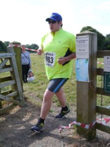 James Braithwaite - Burton Constable 10k