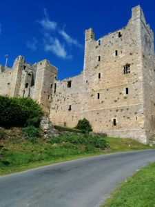 Castle Bolton is a beautiful location