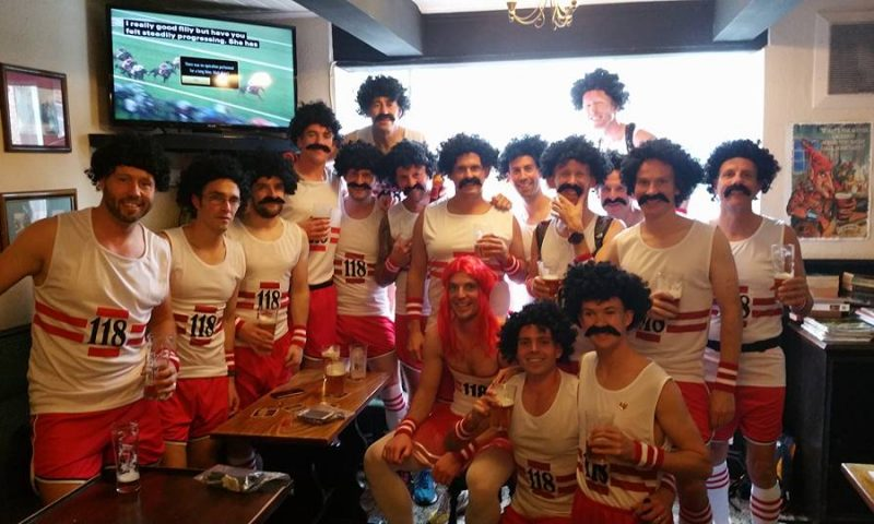 "Chris Adams ""Running"" Stag Do"