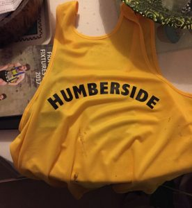 Inter-Counties Championships - Humberside Vest