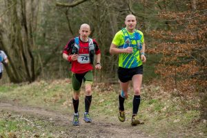 Hardmoors 55 - Richey Buckle and  Jamie