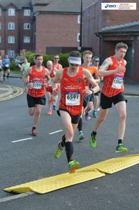 Manchester Marathon - Down to 3