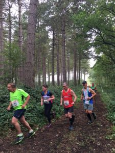 Bawtry Forest Trail Race - Joh Crosby