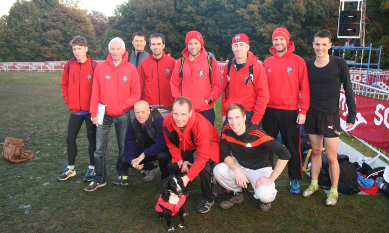 Saucony English Cross Country Relays 2015