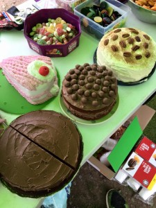 Lots of Cake