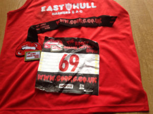 Race Number 69
