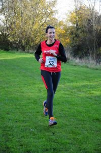 Laura Gunstead @ EHH Winter League 2 – Cross Country 3m